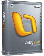 Office: Mac 2004