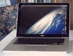 13-inch Aluminum MacBook