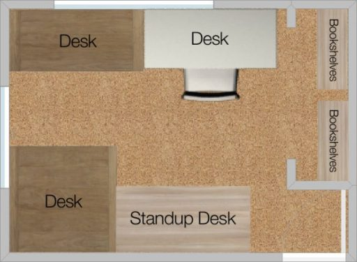 future office layout