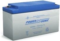 Power-Sonic PSG-650 battery