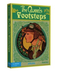 boxed copy Queen's Footsteps for Mac