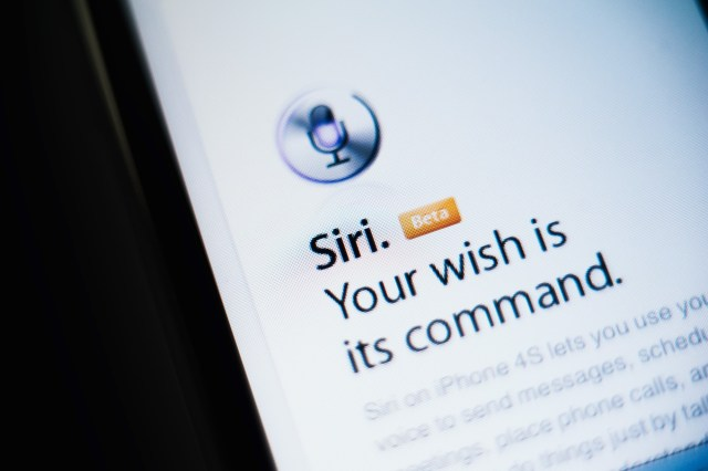 Siri — Your wish is its command