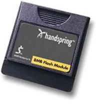 A Springboard card for the Handspring Visor
