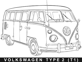 Bulli: Volkswagen Microbus Reincarnated with an iPad Twist