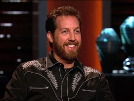 Sacca on Shark set