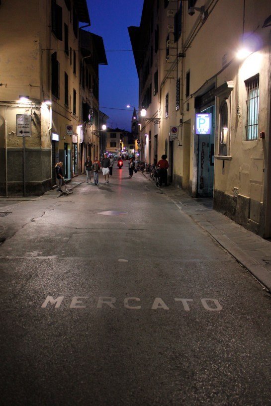 Mercato Centralo. Market in Firenze ©lowereast
