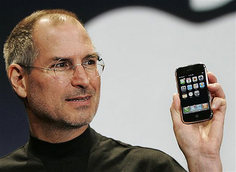 Steve Jobs, iPhone, lawsuit