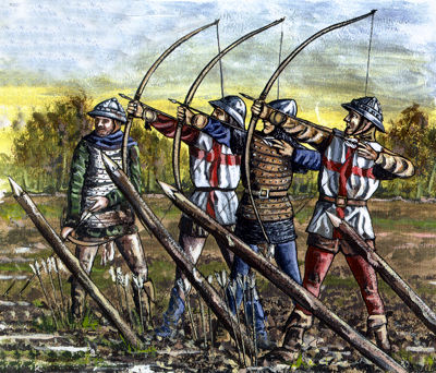 Do Englishmen Still Have to Show Up for Longbow Practice? – Lowering
