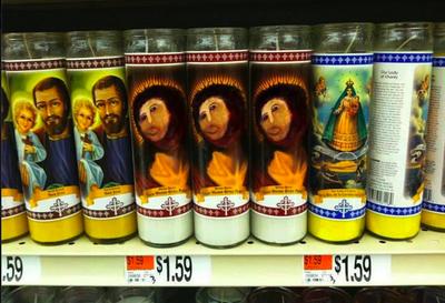 Ecce las velas