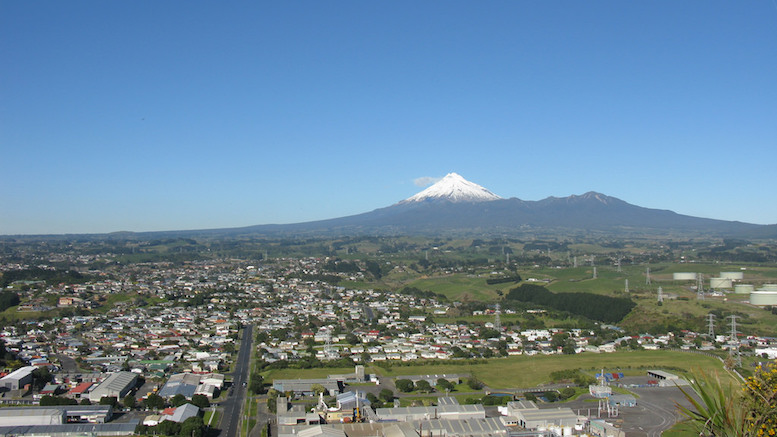 new plymouth landscape