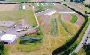 Contour Farming - Chickadee Creek Farm - J. Niederer