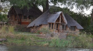 Lower Zambezi Lodge chalet exterior