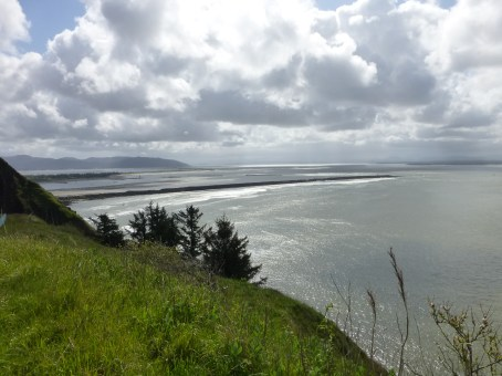 View from the top of Cape Disappointment