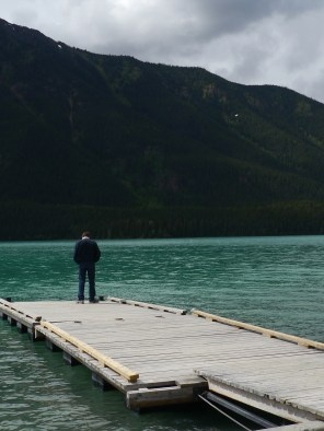 Deep Glacial, Muncho Lake