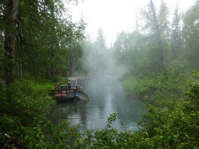 Liard Hot Springs