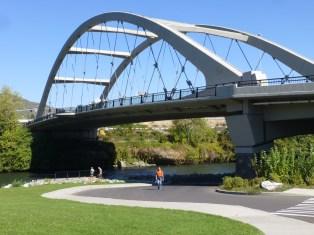 Depot Street Bridge over Rogue River