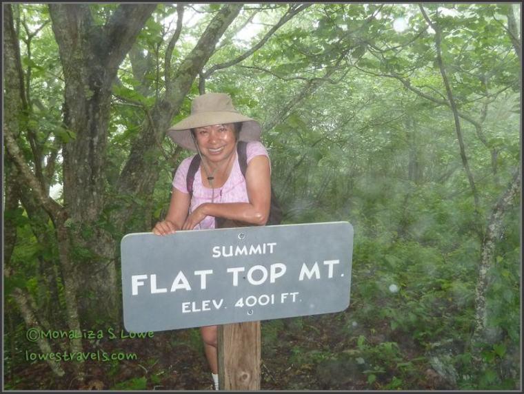 Flat Top Summit