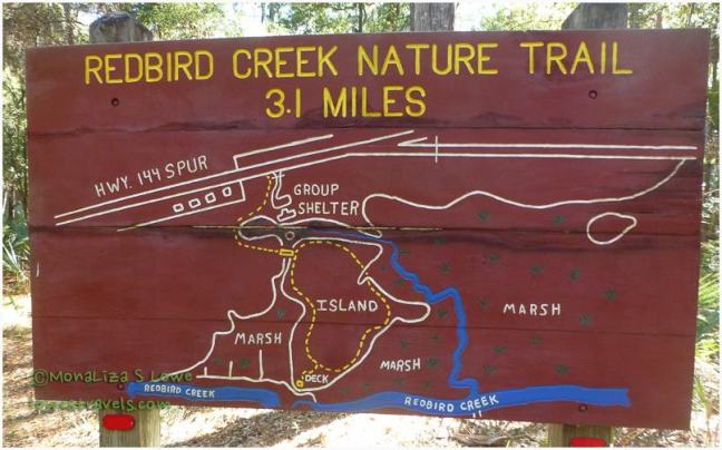 Redbird Creek Nature Trail