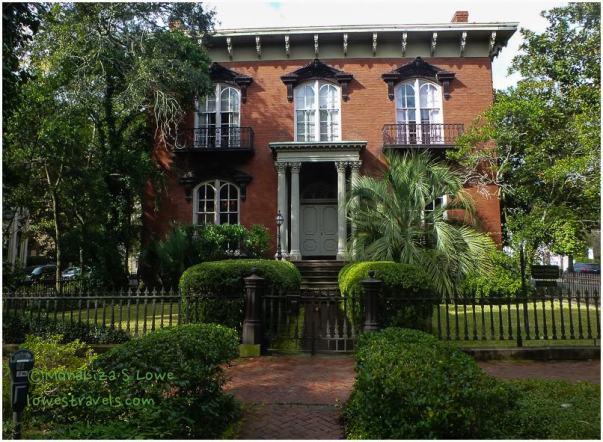 Mercer Williams House