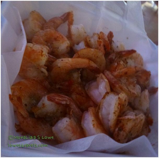 Best shrimp we've had at a restaurant!