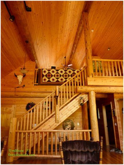 Inside Jim and Lynn's home