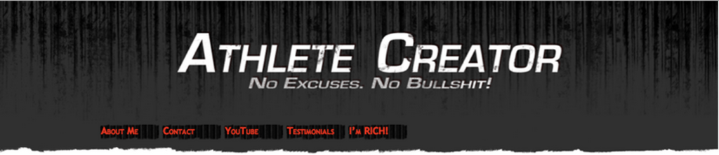 AthleteCreator Logo