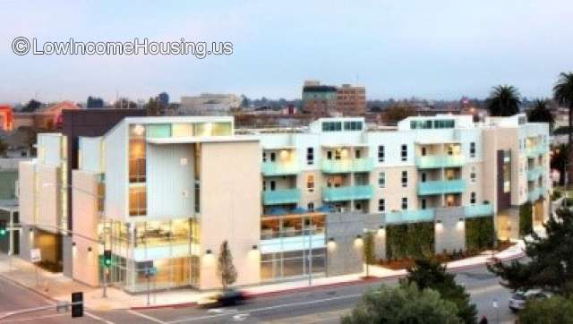 Salinas CA Low Income Housing