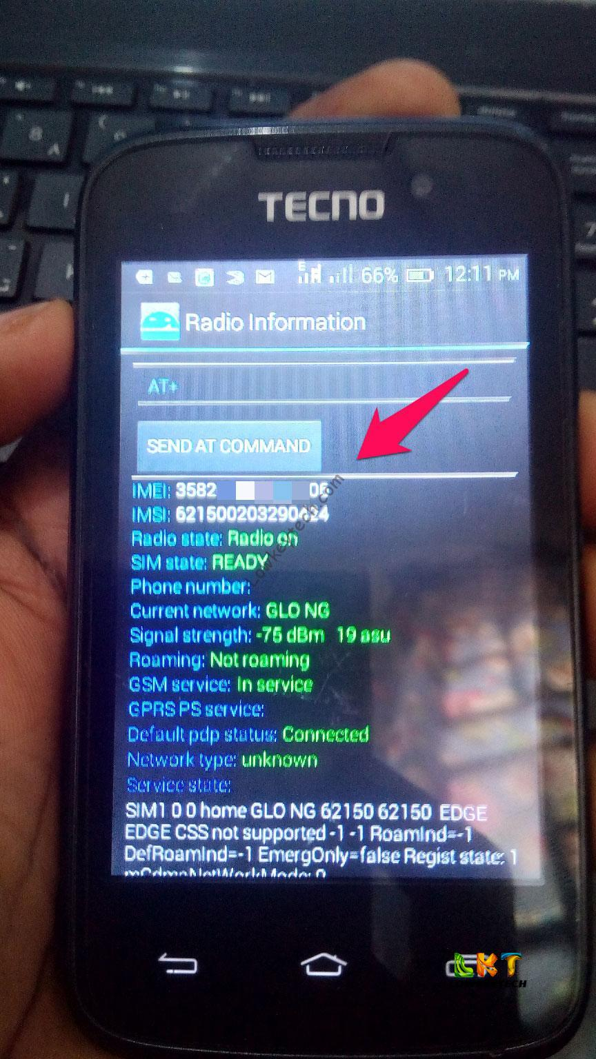 How To Change Imei Of All Tecno Devices Without Rooting And Use Glo