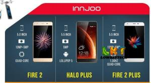 Innjoo A plus devices