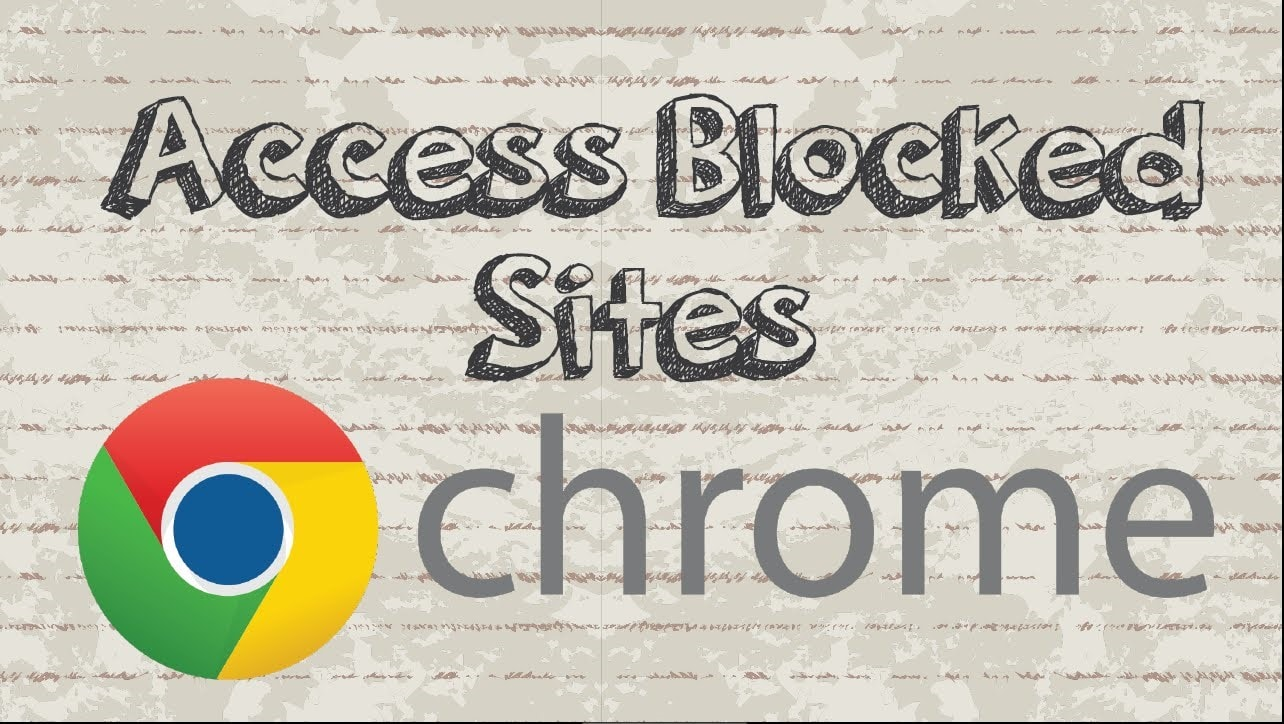 How to open blocked sites on google chrome complete guide how to open blocked sites on google chrome complete guide ccuart Images