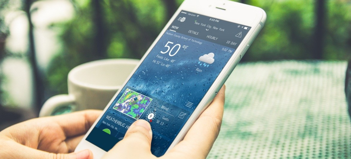 Complete Review: WeatherBug App For All Android And iOS Users