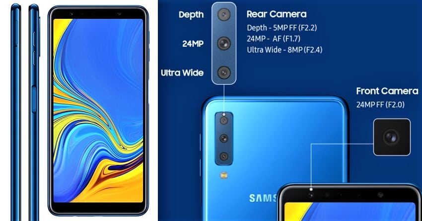 Samsung Galaxy A7 2018 Specs Features And Price In Nigeria