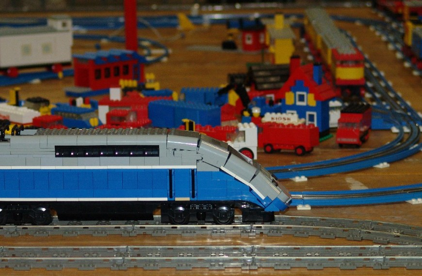 Trein systemen