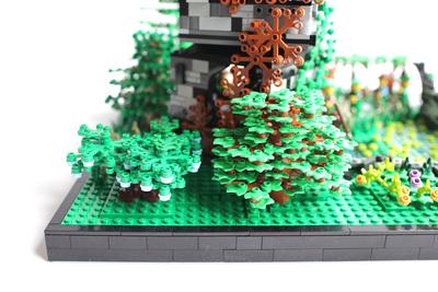 kleine bomen