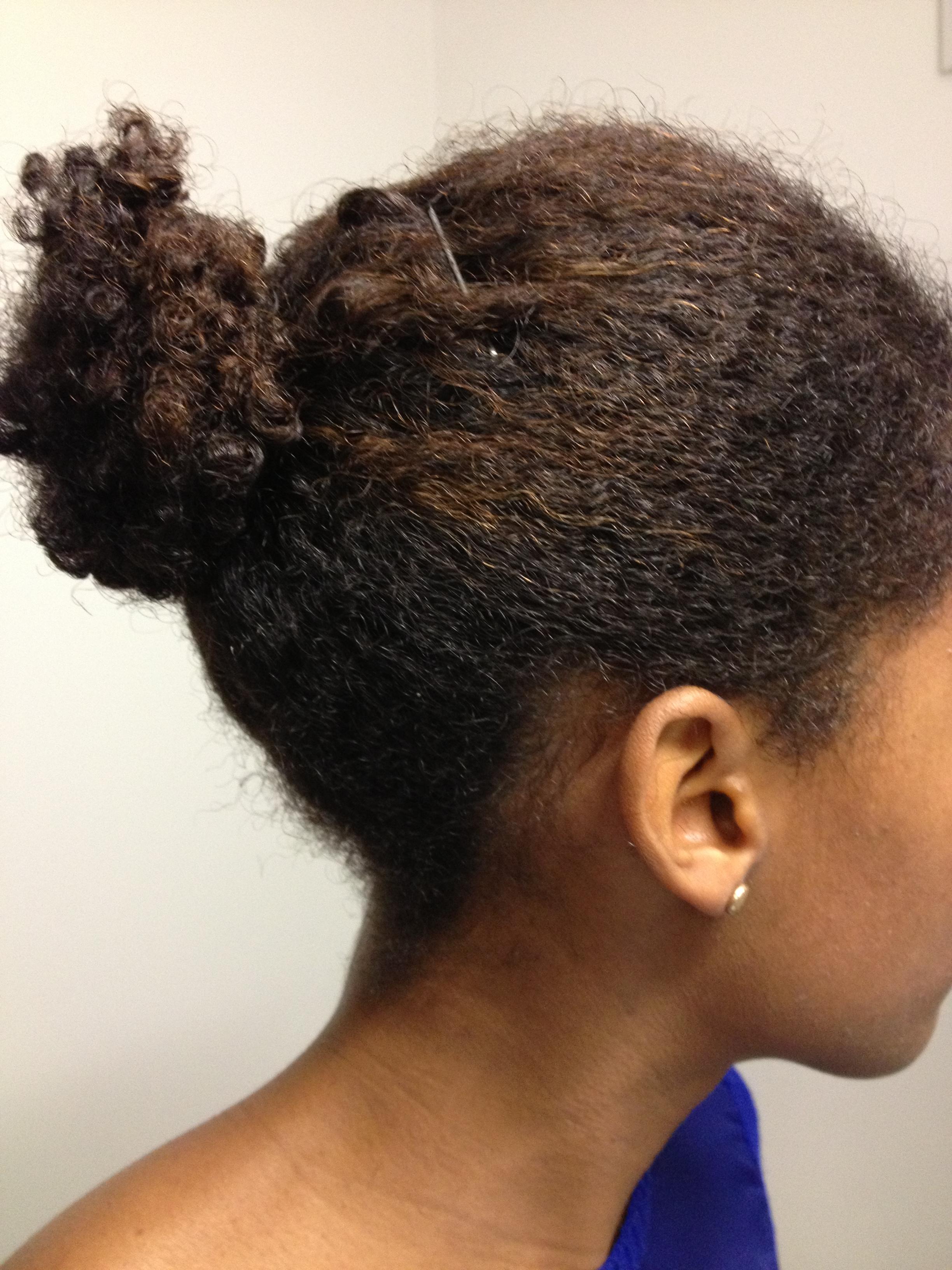 Lo Pos BFF Rhassoul Clay Mud Wash Low Porosity Hair Care