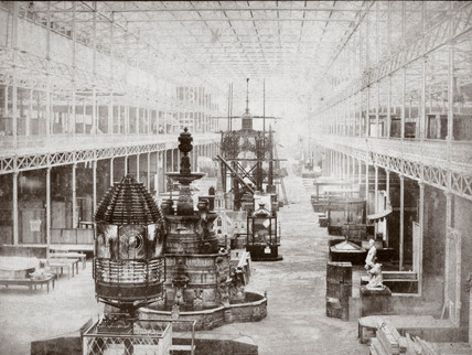 Image result for the great exhibition crystal palace photos