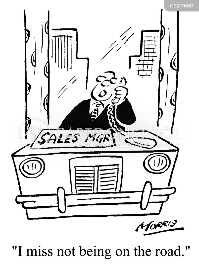 Sales Manager Cartoons And Comics Funny Pictures From