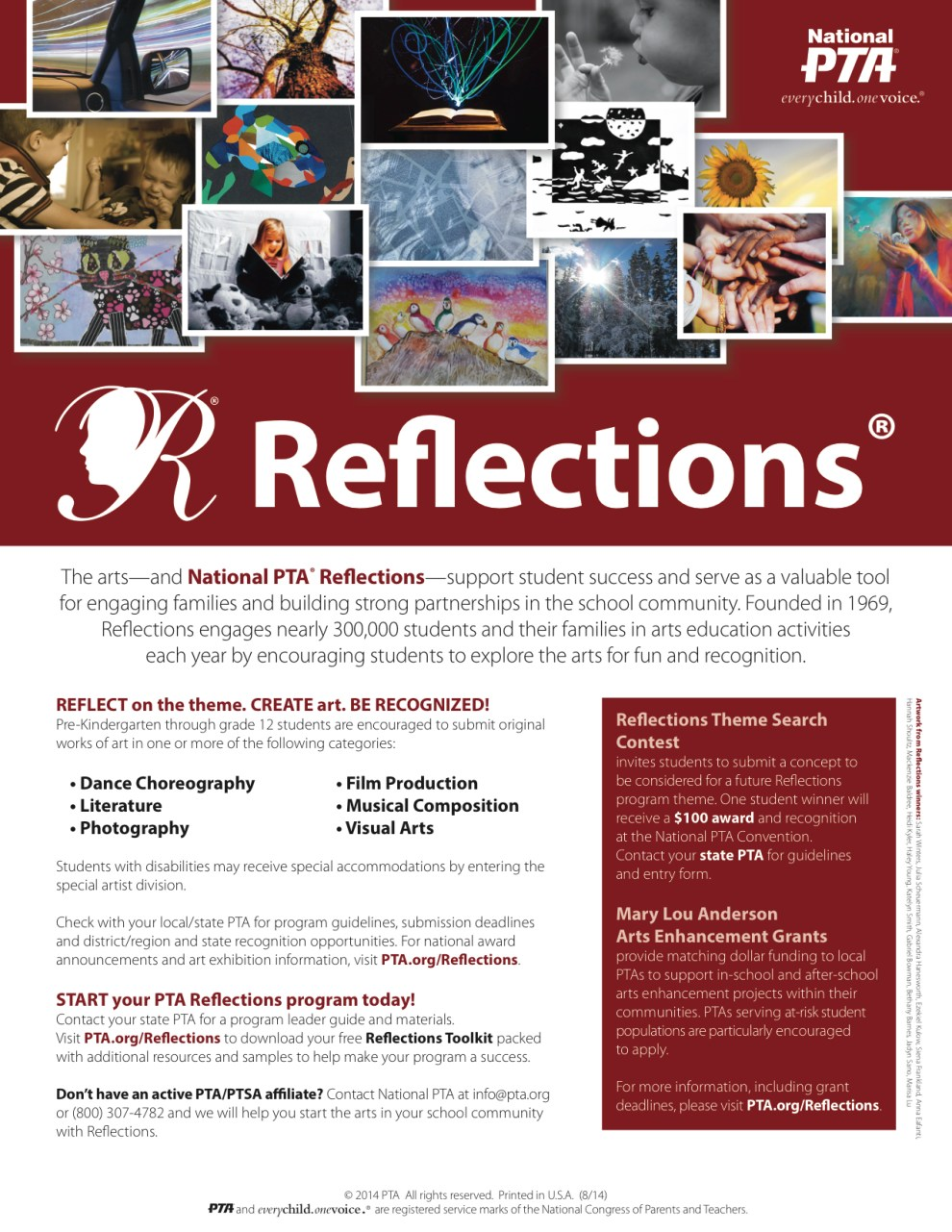 15-16_Reflections_Flyer