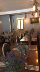 Inside the Courtyard Bistro, Lowton