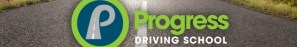 Progress Driving School banner ad