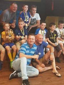 Golborne Sports FC End of Season Awards