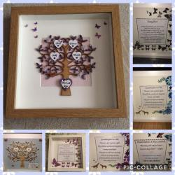 Personalised Frames by Laura