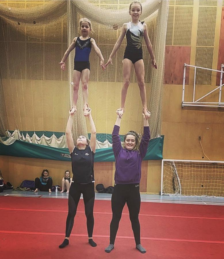 GR8 Gymnastics