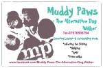 Muddy Paws – The Alternative Dog Walker