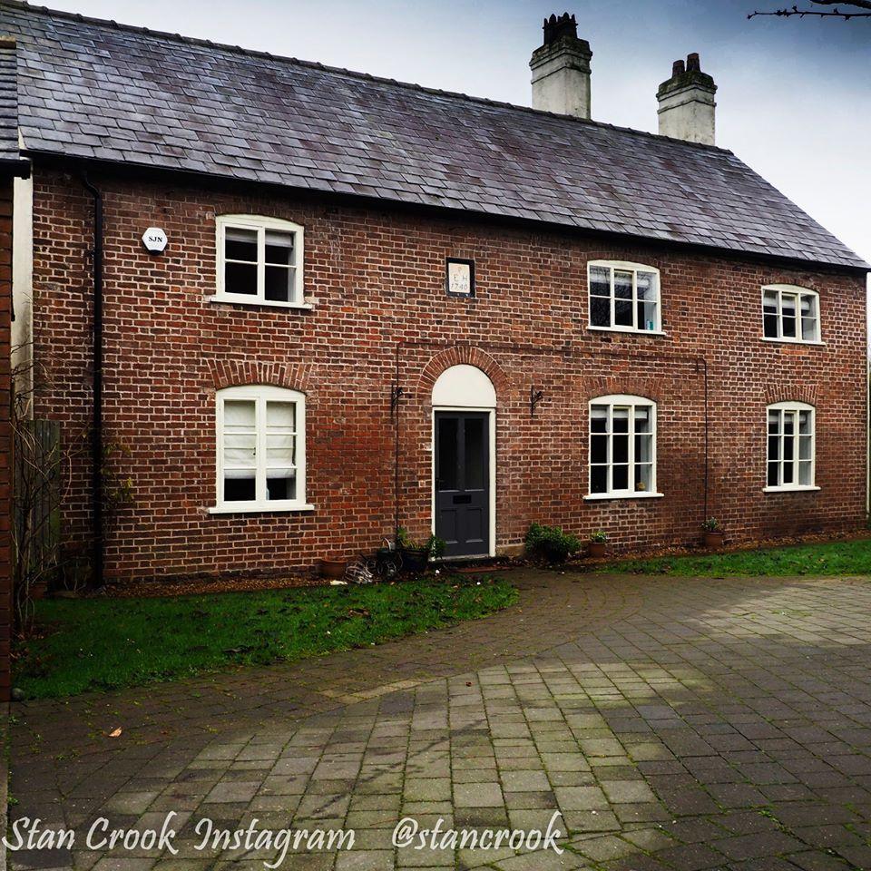 Grade 2 Listed Farmhouse, Orford Close, Golborne