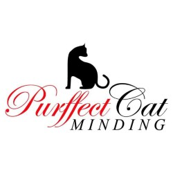 Purrfect Cat Minding logo