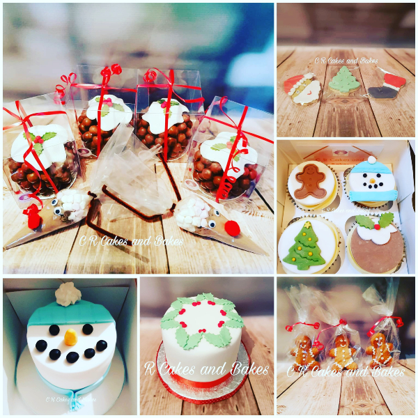 CR Cakes and Bakes Christmas gifts