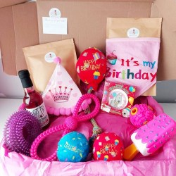 Hamper of goodies for dogs and puppies from PawreciousMoments