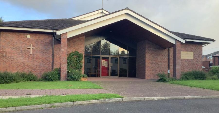 All Saints Catholic Church in Golborne