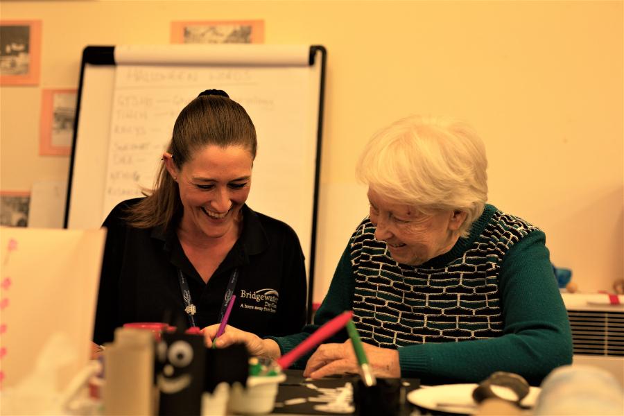 Bridgewater Day Care Centre in Golborne